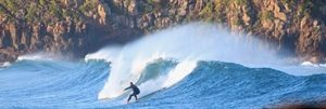 New South Wales South Coast Surf.