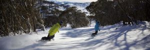 Snowy Mountains Ski Fields - New South Wales