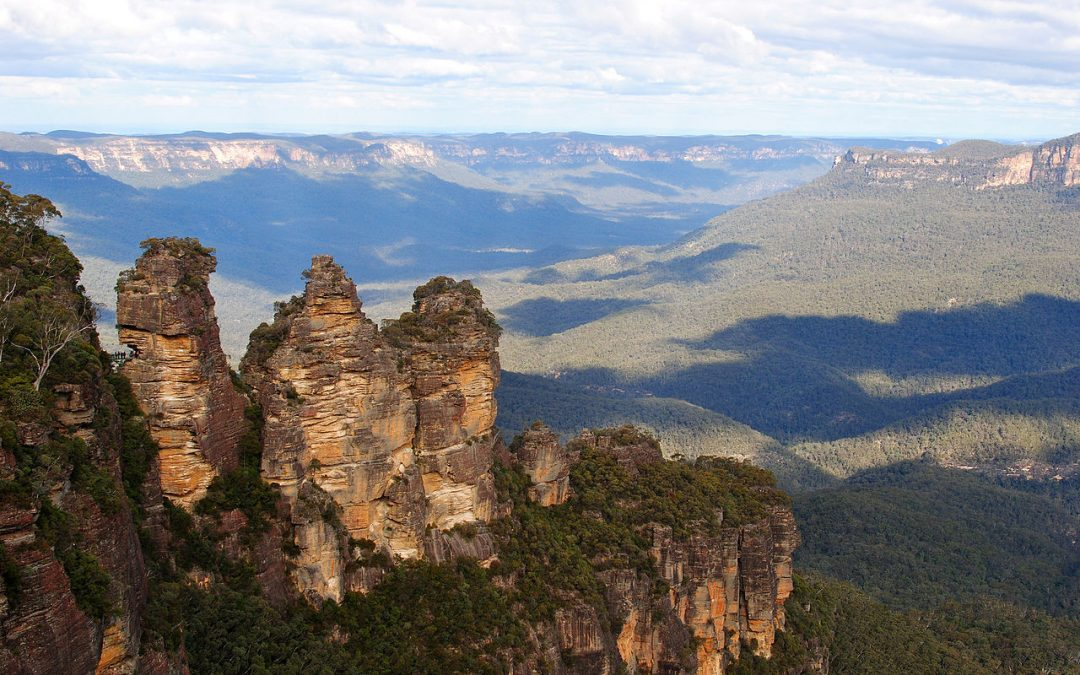 The Blue Mountains .. New South Wales