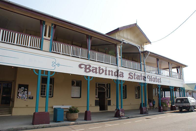 Babinda