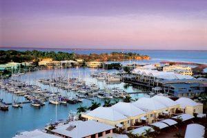 Cullen Bay Marina Darwin