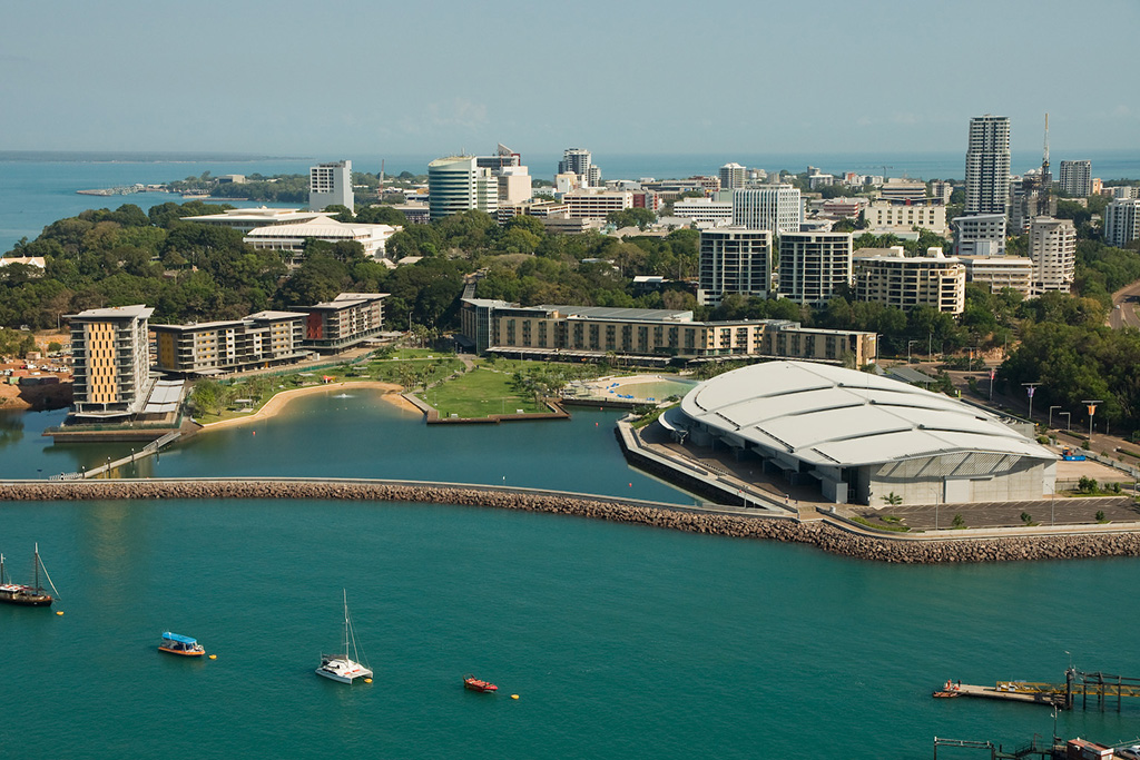 Darwin City Waterfront