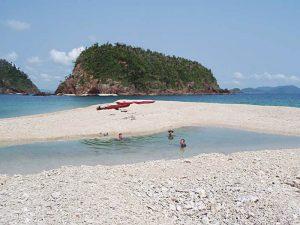 Barnard Islands Near Kurrimine Beach