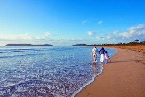 Broulee Beach near Batemans Bay