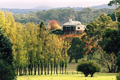 Adelaide Hills- Wine Country