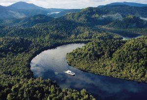 Tasmanian Wilderness Gordon River Cruises