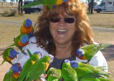 Sue Astorquia – Author