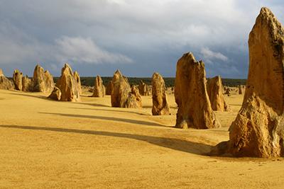 Pinnacles – Western Australia.