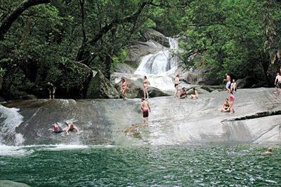 Babinda Boulders – North Queensland